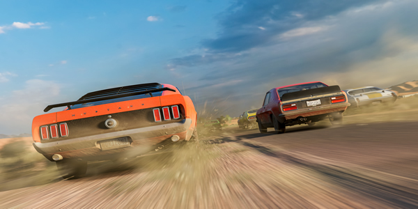 Forza Horizon 3: PC Update Improvements And More Graphical Options