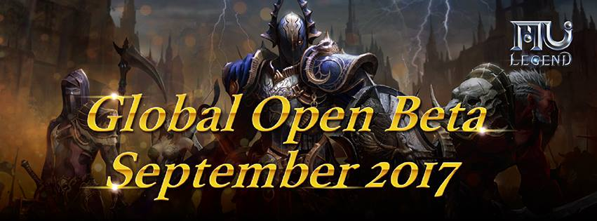 MU Legend's Open Beta Set for September, 2017
