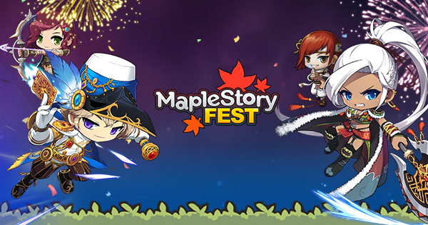 MapleStory Fest: One-day Special Event On April 14