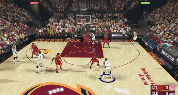 NBA 2K17: The Importance Test Of Defensive Badge
