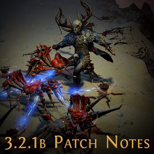 Path Of Exile Released 3 2 1 Update And Its Patch Notes - gm2v com