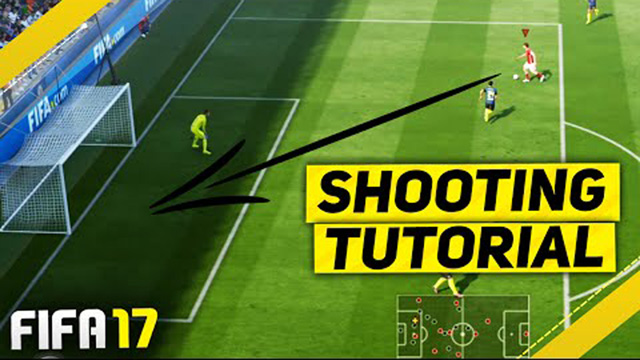FIFA 17 shooting tips