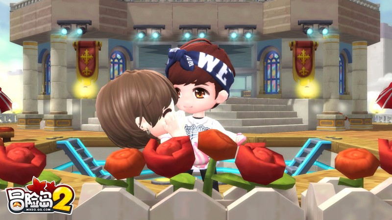 MapleStory 2 Is Released Very Open Unlike Many Other Games