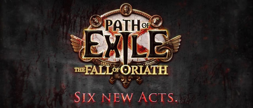 The Fall of Oriath Acts