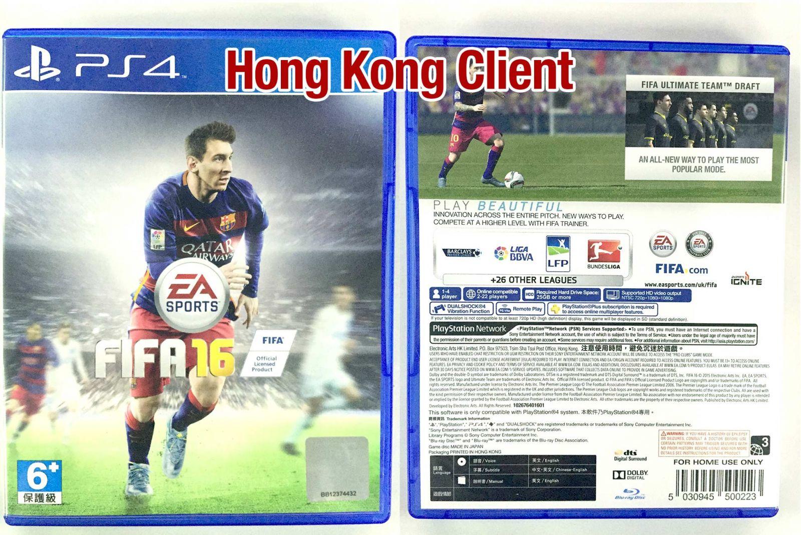 Hong Kong Client