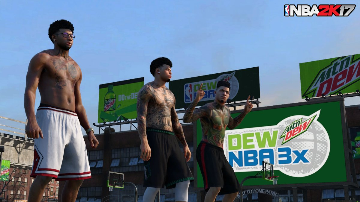 The Latest Dew NBA 3X NBA 2K17 Tournament Came To An End