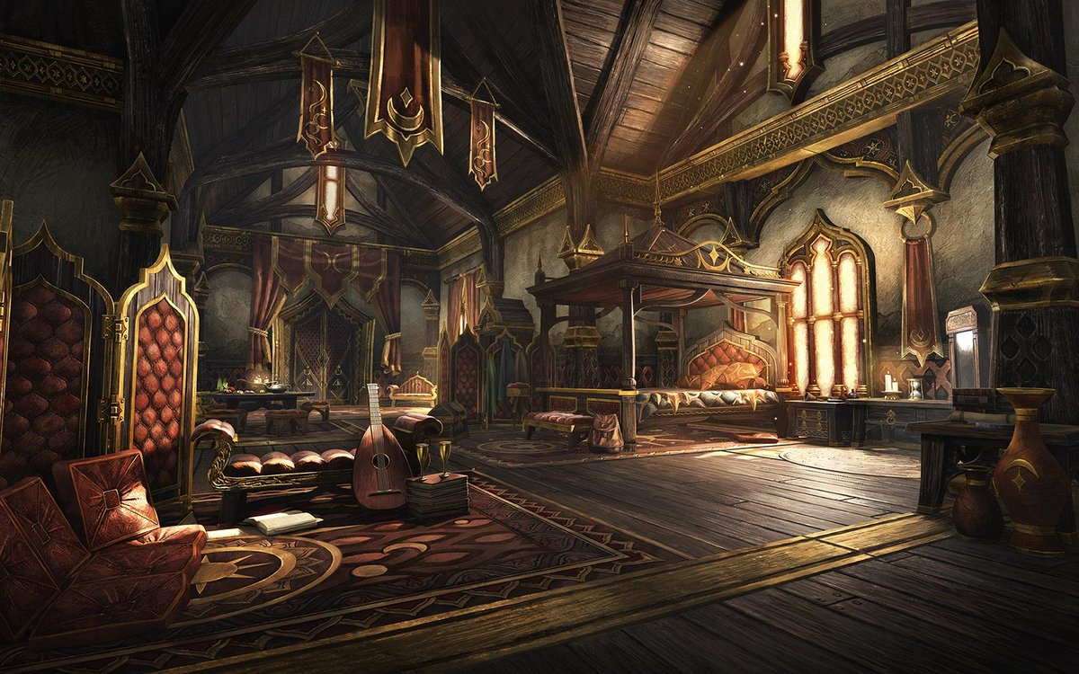 The Elder Scrolls Online Two Ways Purchasing A Home In