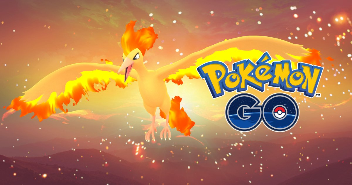 Moltres Has Been Able To Fight In Pokemon GO