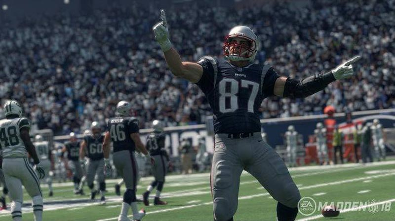 Madden 18 Give Fans The Best NFL Player Experience Ever