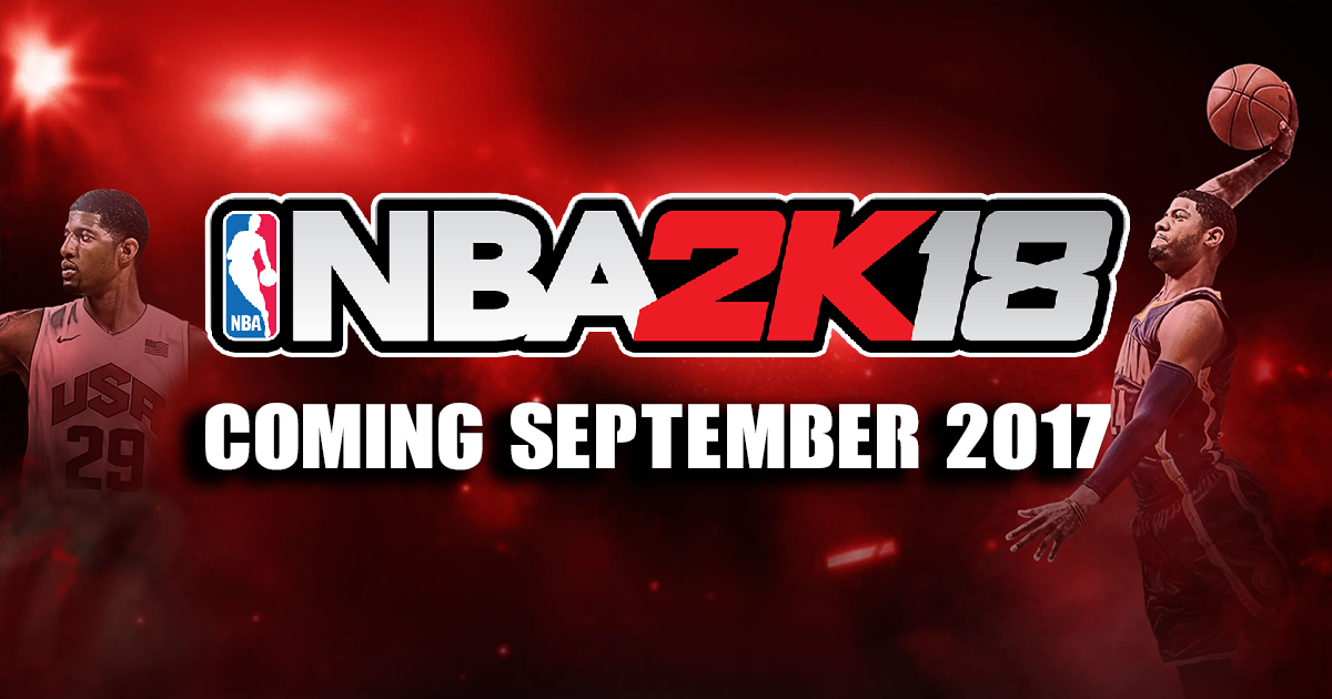 U4NBA News: Notice The Version Of NBA 2K18 Is For You