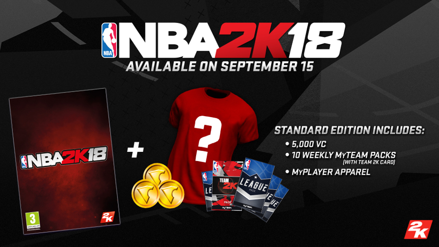 Gain NBA 2K18 MT To Make The Most Of The Early Tip-Off Weekend