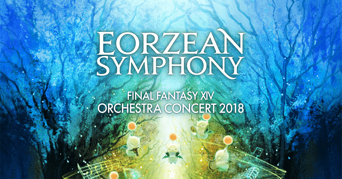 FFXIV Eorzean Symphony: Two Concerts This Summer
