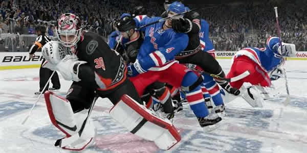 NHL 18's The Biggest Innovations And The Biggest Motivation