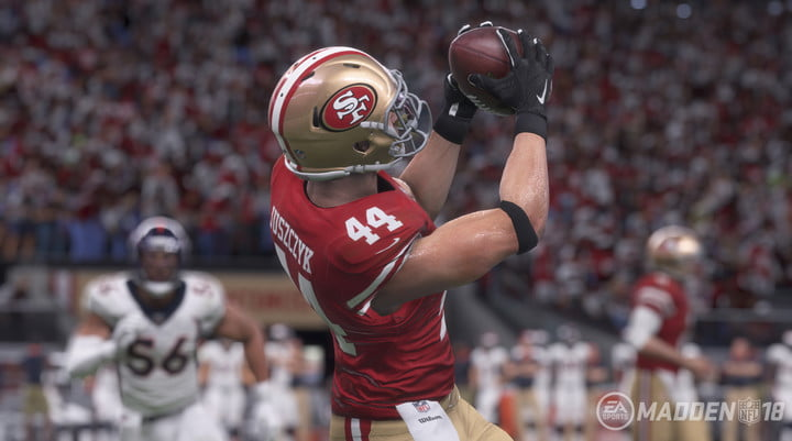 Madden NFL 18 Review Of Music And Visuals