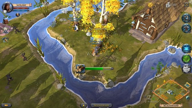 Albion Online - How To Get The Gathering Materials Fast