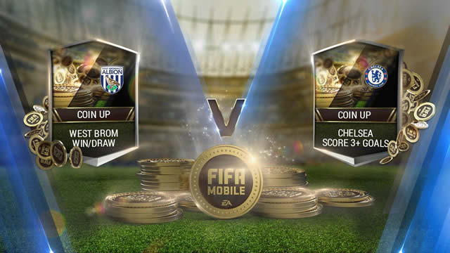 Coin Up with the West Brom on FIFA Mobile