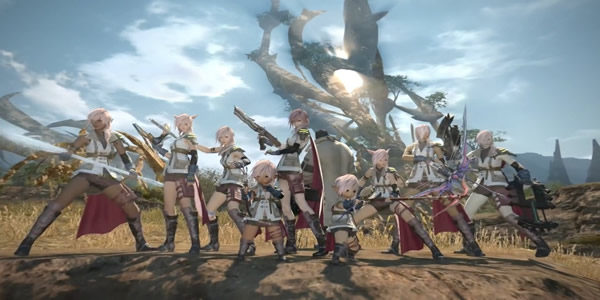 FFXIV Showcasing Much Of The Content For Patch 4.1: The Legend Returns