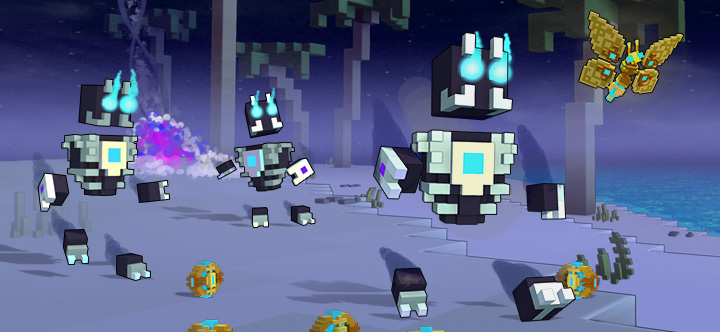 Trove: Earn Crystallized Sun Sparks In The Gathering Light Quest