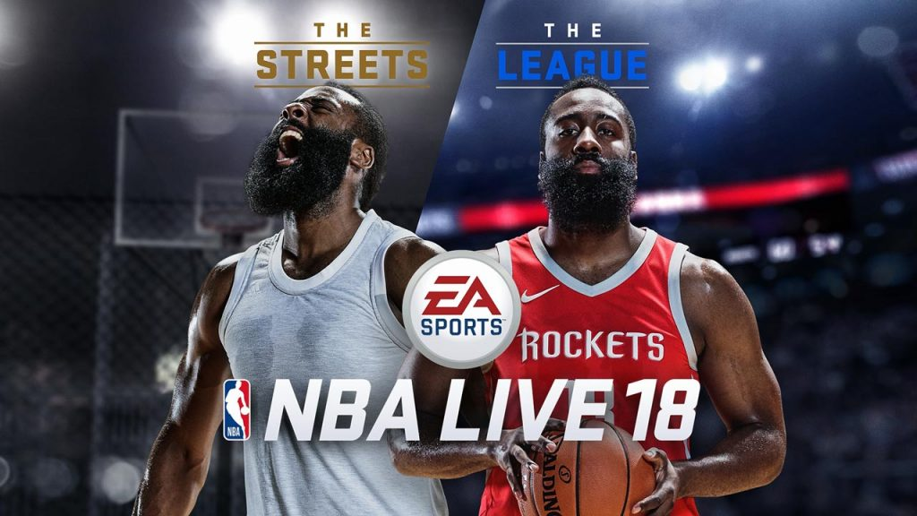 EA Sports releases Maitland built NBA Live 18