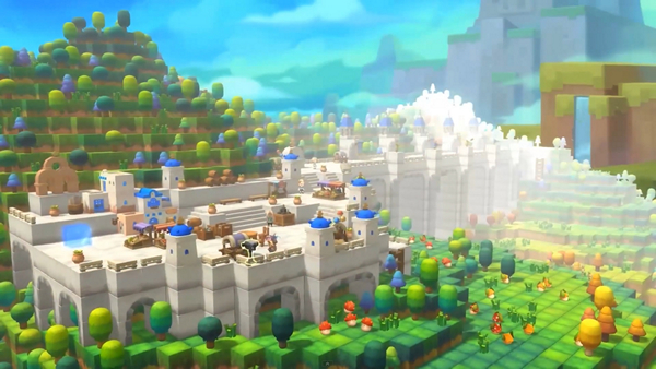 MapleStory Is A 2D MMORPG That Has Been Around For Over 14 Years