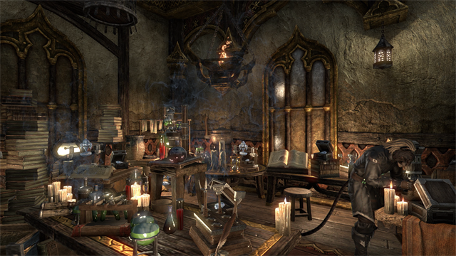 ESO housing system homestead