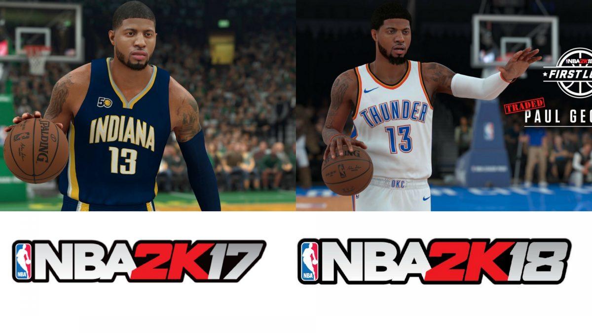 f8907f314a60 Take A Look At First Official NBA 2K18 Screens - u4nba.com
