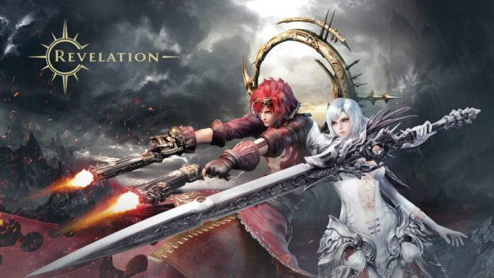 Enjoy The Peace Of Ersich Forest In Revelation Online