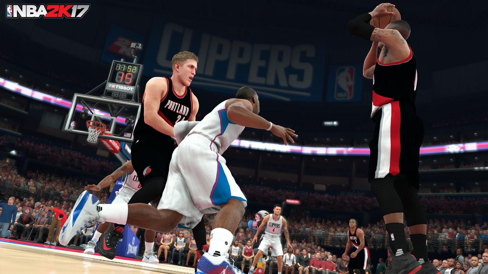 NBA 2K17 Patch 12 Is Available On PS4 And XBOX One Now