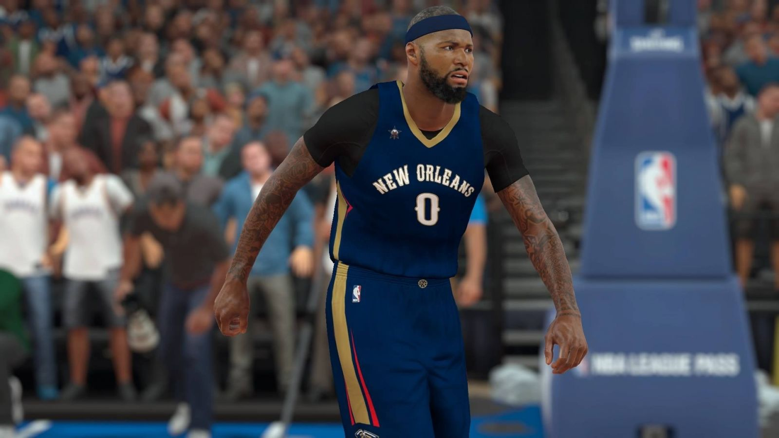 How To Get More Offensive Rebounds In NBA 2K17