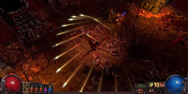 Path of Exile: Challenge Leagues Have Self-contained Economies