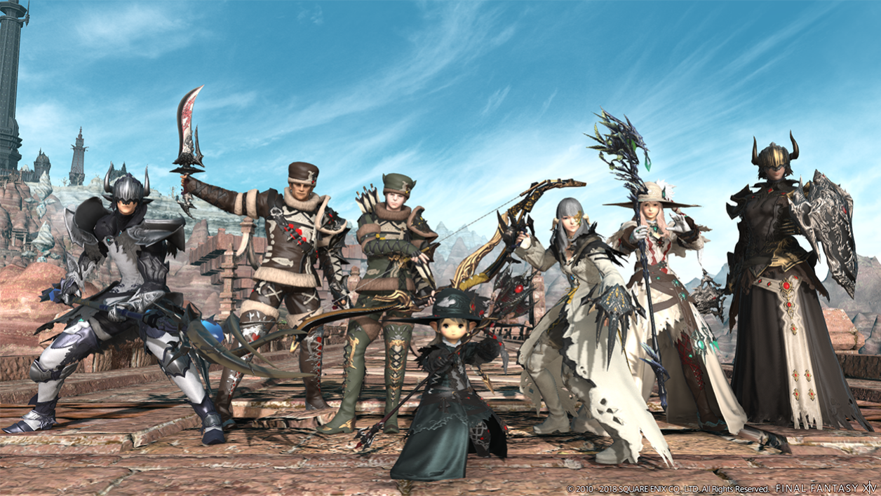 Final Fantasy XIV: Do Not Die In The New Raid