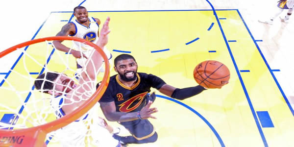 NBA 2K18: Kyrie Irving May Have Changed Addresses And Jerseys